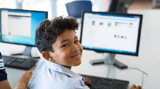 Aproveche el interés de los niños por las tecnologías
