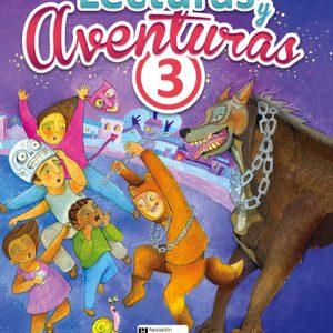 Lecturas y Aventuras 3